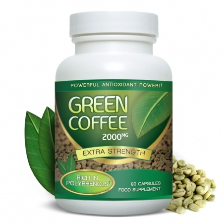green coffee bean extract sold at whole foods